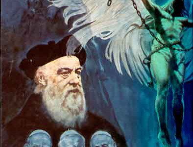 Las profecias de Nostradamus, parte I