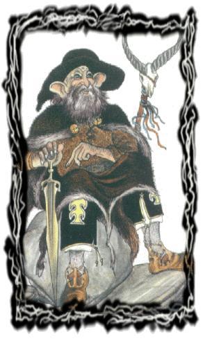 Nuberu, el Señor de las Tormentas