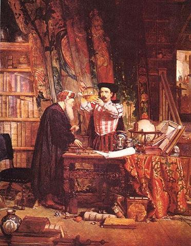 Nicolas Flamel y la piedra filosofal