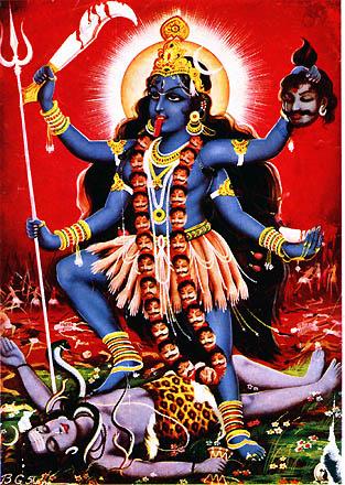 Los thugs, el culto sangriento a Kali