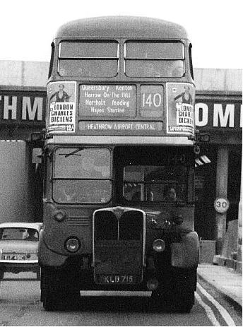 El autobus fantasma de St. Marks Road