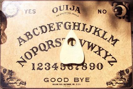 La Ouija, el telégrafo de los muertos