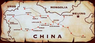 La Ruta de la Seda, la leyenda de su origen