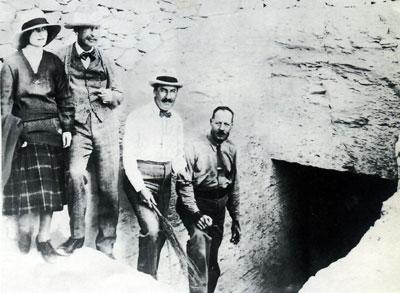 Carter Tumba de Tutankamon