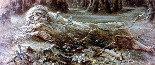Leshii, el demonio del bosque