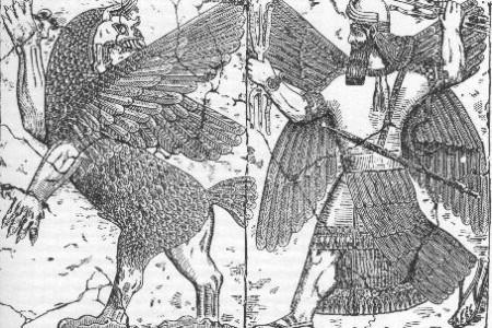 El mito de Tiamat