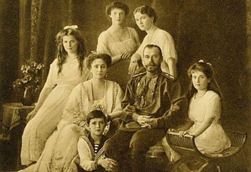 Anastasia Romanov y Anna Anderson, la historia