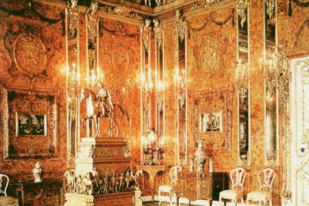 La Sala de Ambar, un misterio imperial