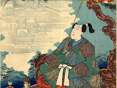 El pescador Urashima, leyenda japonesa