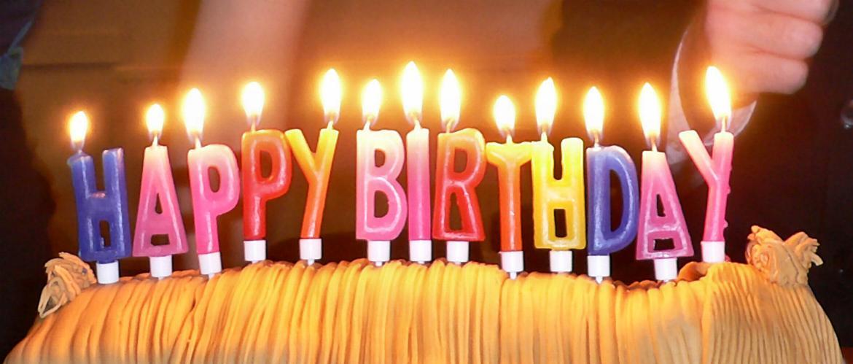 Feliz cumpleaños, el origen de la celebración