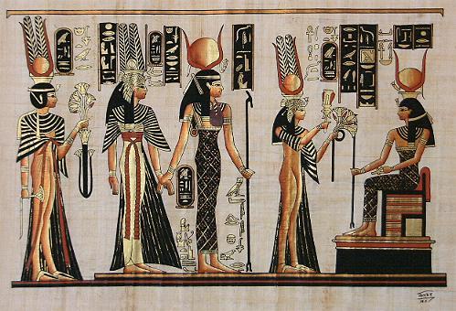 Hathor, la diosa egipcia