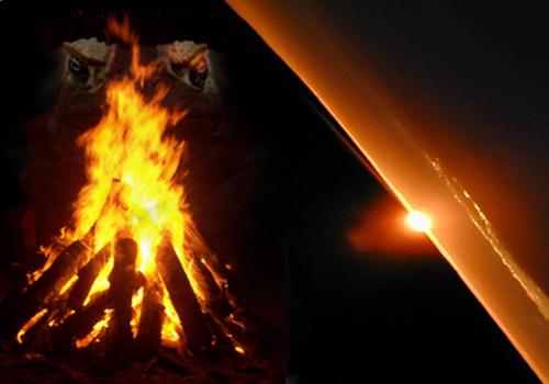 La leyenda del primer fuego