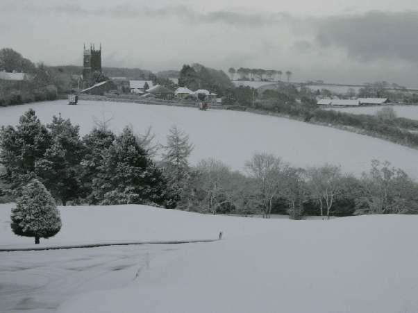 St. Mellion (Cornwall, condado lim�trofe con Devon)