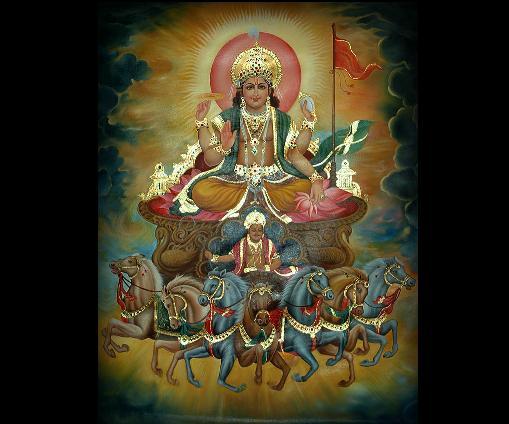 Mitologia prebrahmanica, algunos de sus dioses