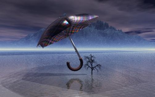 Los paraguas y la suerte