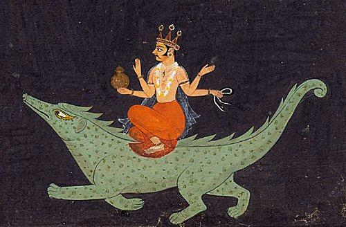 Varuna, divinidad hindu