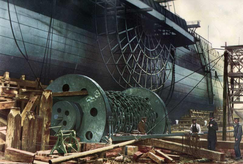 Historias de barcos con fantasma