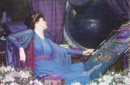 La Leyenda de Lady Shalott