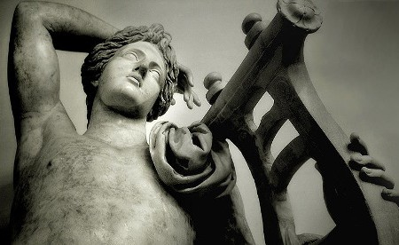 El mito de Apolo, el dios de las profecias
