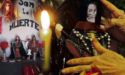 Culto a San La Muerte