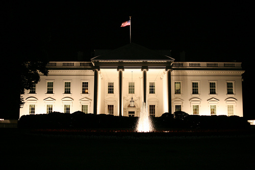 Fantasmas en la Casa Blanca