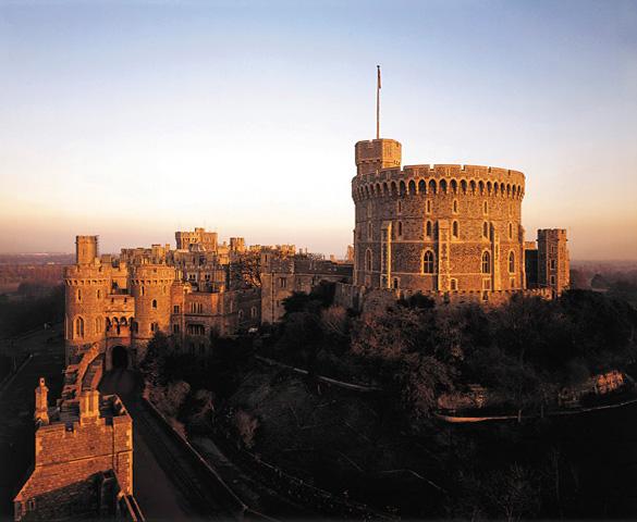 Los fantasmas del Castillo de Windsor