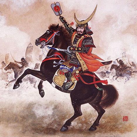 Héroes de leyenda: Gengis Khan