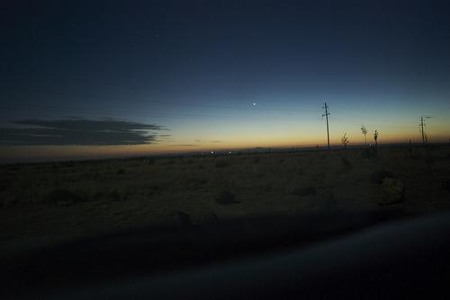 Las misteriosas luces de Marfa en Texas