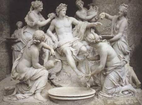 dios Apolo de la mitologia griega