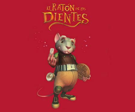 Ratoncito Perez, el raton de los dientes