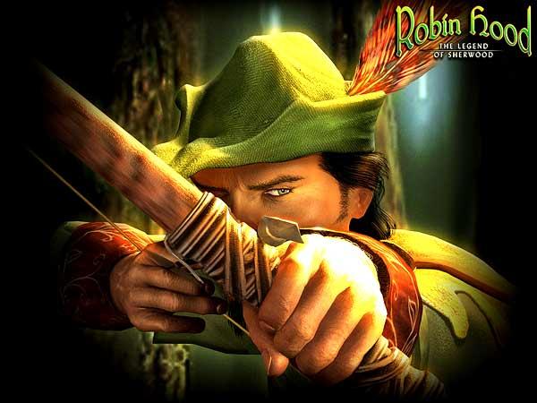 La leyenda de Robin Hood