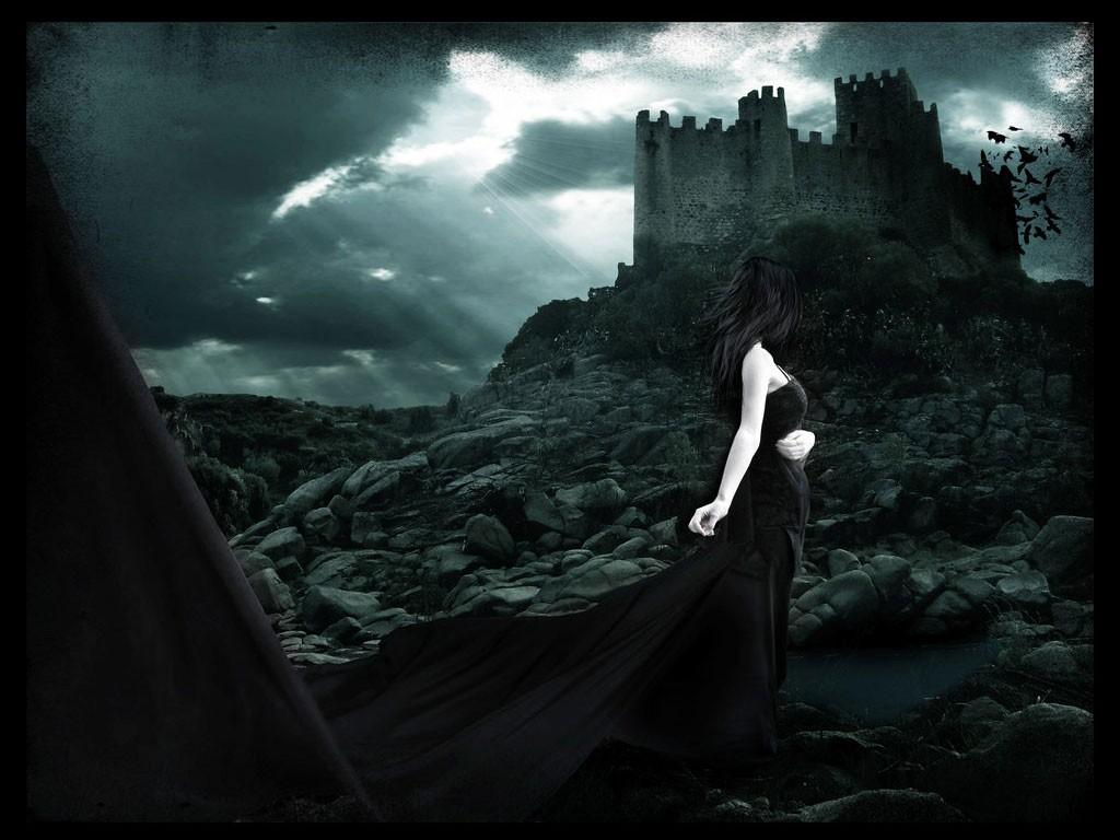 En la oscura noche