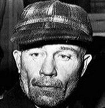 Ed Gein, el caníbal de Plainfield