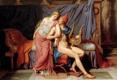 Los amores de Helena de Troya