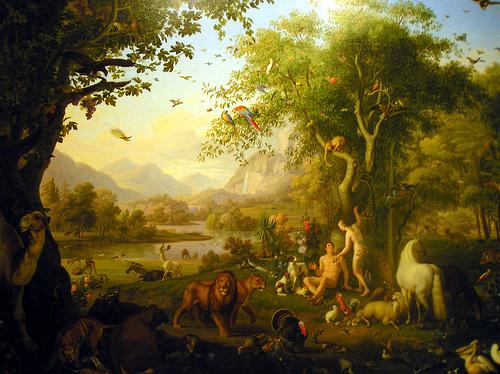 Jardin del Eden