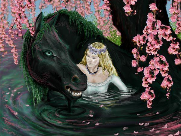 El Kelpie y otros caballos de agua