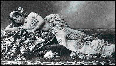 Mata Hari, espionaje y romanticismo