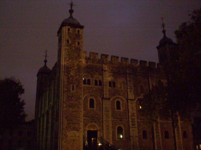 Los fantasmas de la Torre de Londres