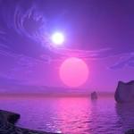 Creación de la Luna, el Sol y la eguzkilorea