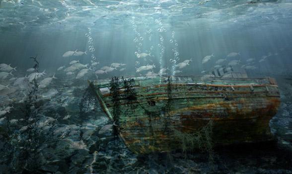 El cofre de Davy Jones
