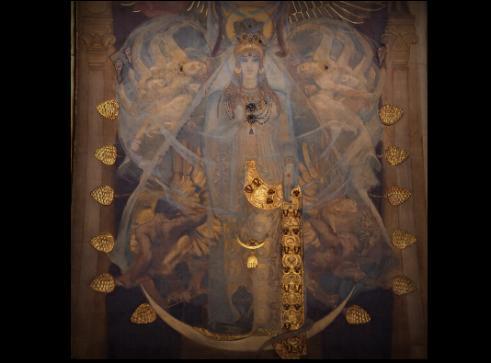 El descenso de Ishtar a los infiernos