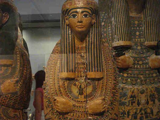 El fantasma de la momia de Amen-Ra
