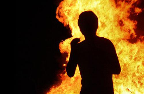 Teorías para la combustión humana espontánea