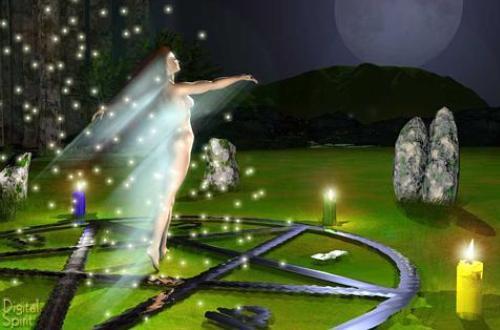 Ritual Wicca