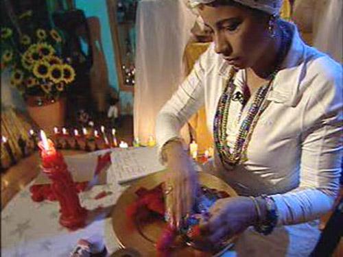 La Santería, la religión de los Yoruba