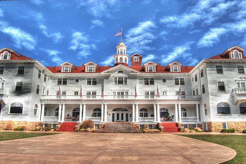 Stanley, el hotel maldito de Colorado