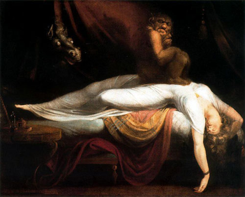 Íncubos y Súcubos, los demonios del sexo