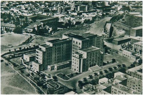 Hospital Manuel Lois y su tenebrosa historia
