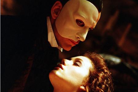 El fantasma de la Ópera, asesino por amor
