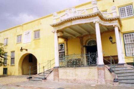 El Castillo de Buena Esperanza en Sudáfrica